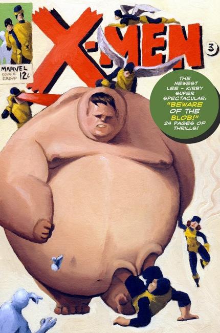 Uncanny X Men 3ds