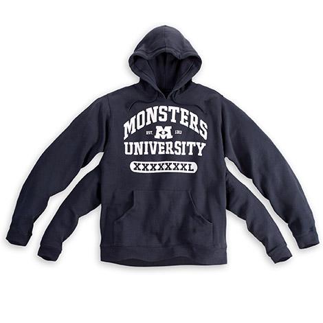 MU DarkGrey hoodie 4arms main