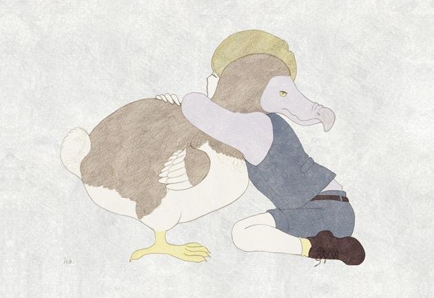 Bird dodo
