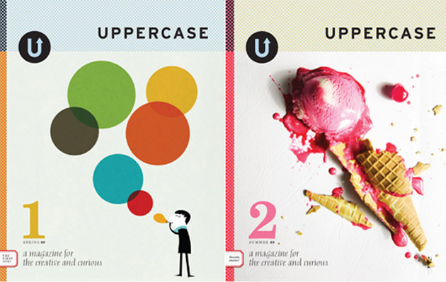 Uppercase magazine 01