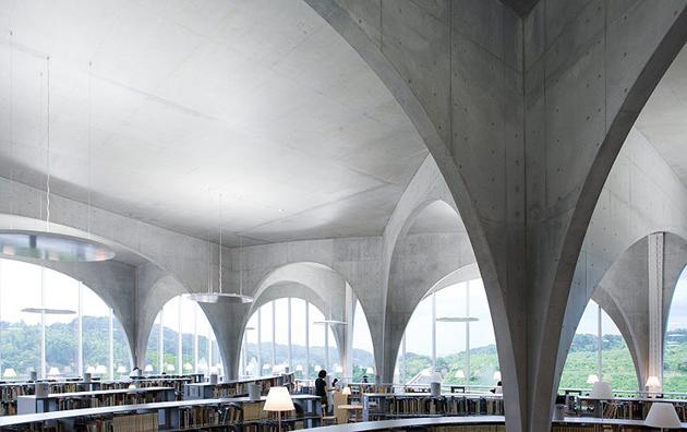 Tama Art University Library01