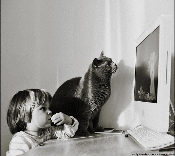 cat&littlegirl-15