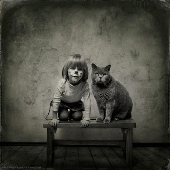 cat&littlegirl-16