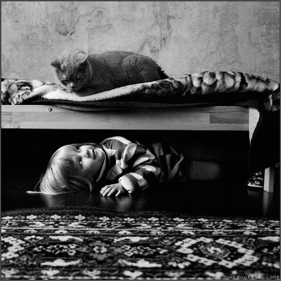 cat&littlegirl-9